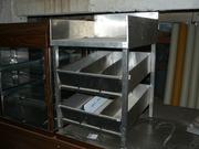 Продам фреш-станцию б.у. из нержавеющей стали в идеальном состоянии.